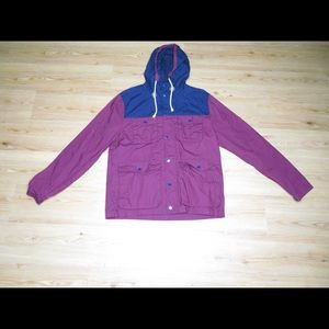 Large H&M wind breaker. Price negotiable!